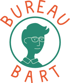Logo Bureau Bart Web Development